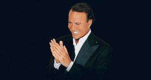 Julio Iglesias World Tour 2016. (Foto/Emi Latin)