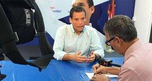 Leo Díaz Urbina, candidato a alcalde de San Juan por el Partido Nuevo Progresistas (PNP). (Foto/Suministrada)