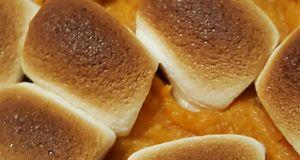 Batata con Marshmallow. (Foto/suministrada)
