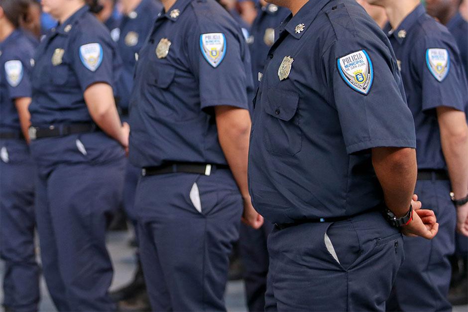 Se Harán Ajustes En Patrones De Vigilancia De La Policía Municipal En El Viejo San Juan Periódico Presencia