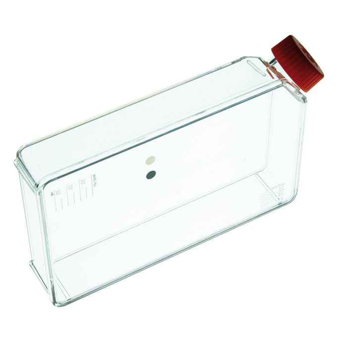 Product: Cell Culture Flask with Integrated Oxygen and pH