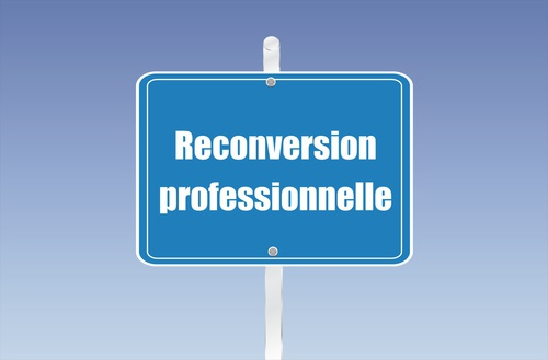 presentation cv reconversion professionnelle