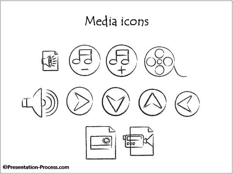 BONUS! PowerPoint Hand Drawn Design Elements