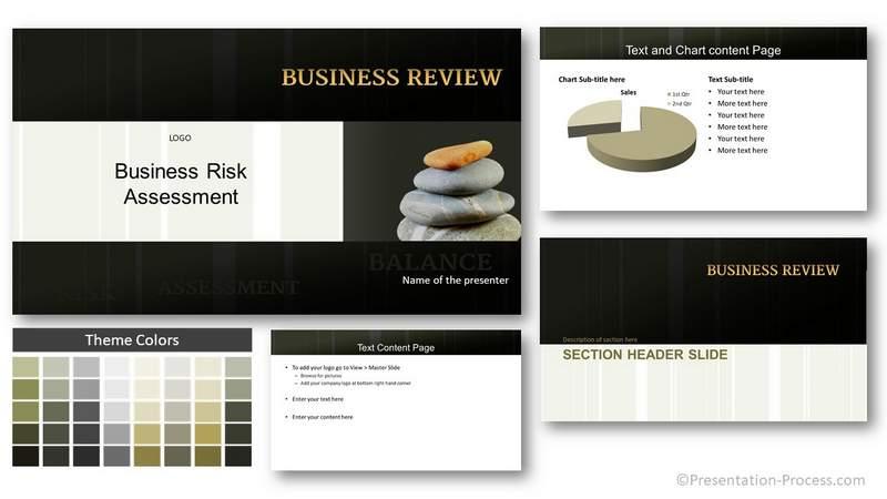 Risk Assessment Title Slide