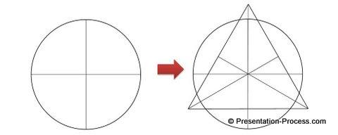 Mobius Strip Diagram : PowerPoint Tutorial