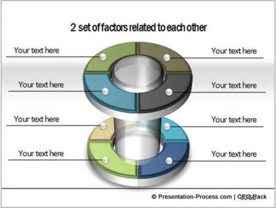 Creative Pillar Diagram from PowerPoint CEO Pack