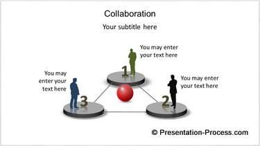 Unique PowerPoint Diagrams collaboration