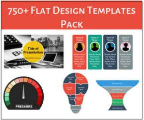 Flat Design Pack Banner