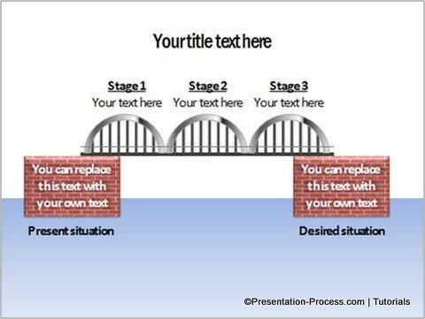 Gradient for Water Under Bridge