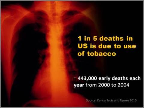 Beautiful Ineffective Slide on Tobacco