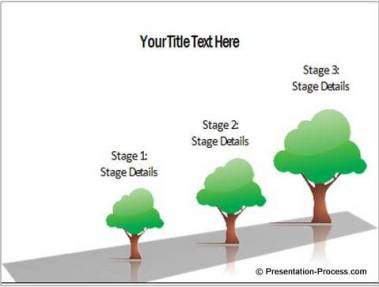 PowerPoint Tree Growth