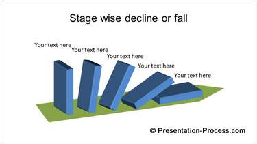Powerpoint domino effect