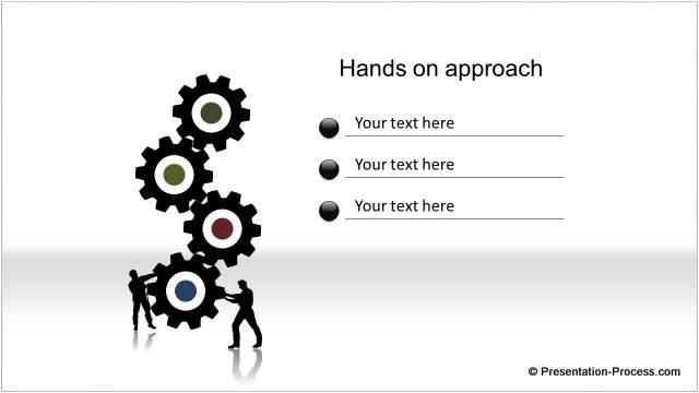 PowerPoint Gears: