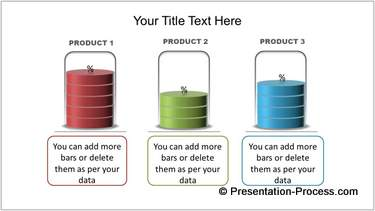 PowerPoint Editable Charts