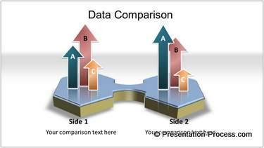 PowerPoint Growth Infographic