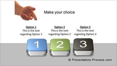 3D List in PowerPoint