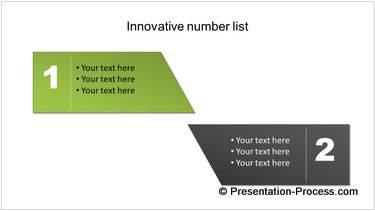 Innotative Number List