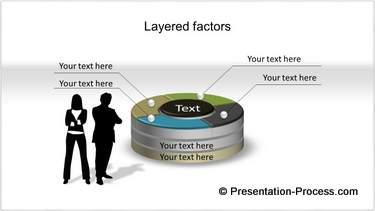 PowerPoint Pillar Diagram