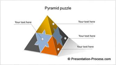 PowerPoint Pyramid Puzzle