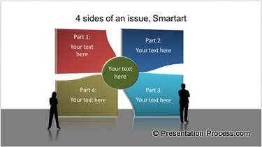 Powerpoint smartart style diagrams from ceo pack analyze issue with smartart ccuart Gallery