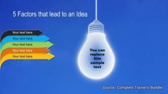 Idea PowerPoint Template