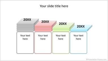3D Bars Time Line