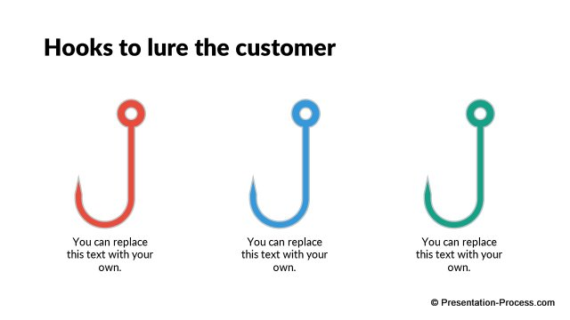 Flat Design Templates: PowerPoint Customer & Sales