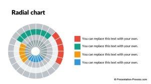 Flat Design Templates: PowerPoint Circle