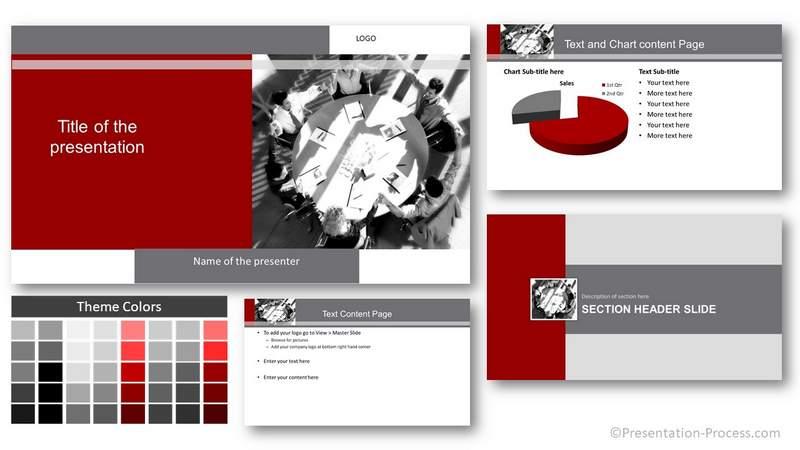 Powerpoint title templates teamwork title slide powerpoint toneelgroepblik Image collections