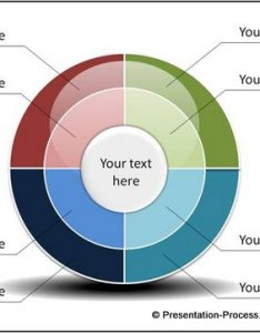 Powerpoint wheel diagram tutorial also simple steps to create this rh presentation process