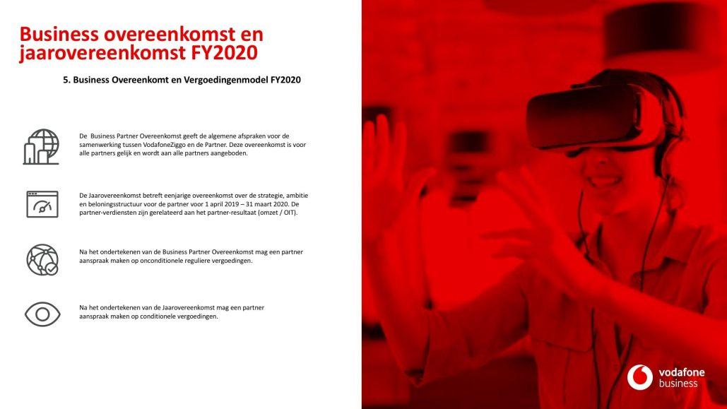 PowerPoint Presentatie Vodafone