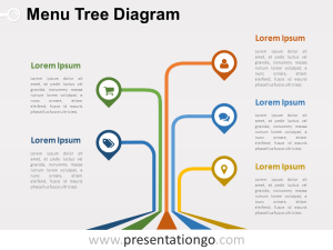 Free PowerPoint Templates about Menu  PresentationGo