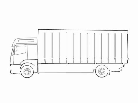 Specialist transport vehicles Clip Art