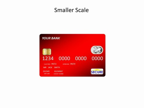 Credit Cards Template