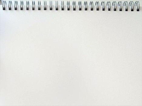 White Sketchpad Template