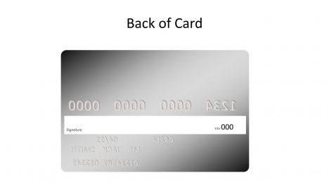 62649 views • 21374 downloads. Silver Credit Card Template