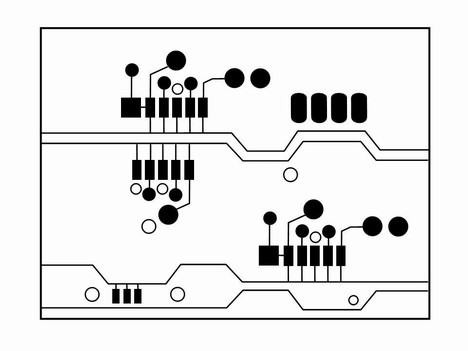 Circuit Board Clip Art