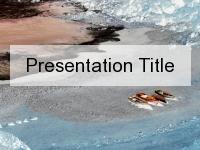 Sea Breeze PowerPoint Template