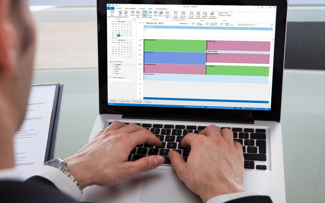 How use Outlook as Content Management System to Maintain Information Easily