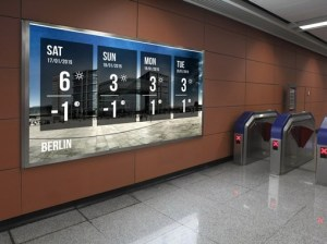 digital signage software for windows