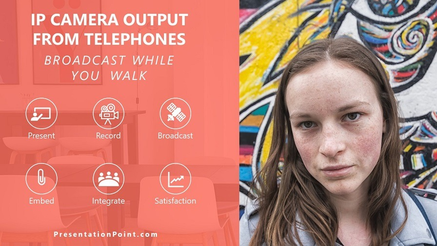 FAQ: Phone to TV: Camera Output from Telephones in PowerPoint