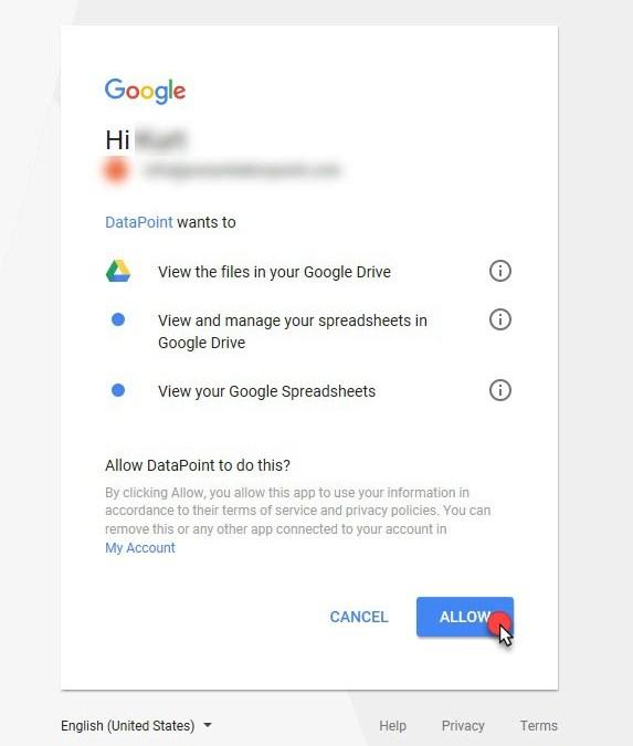 Google Sheets PowerPoint Integration