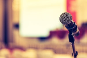 Call for Speakers - Presentation Ideas Conference