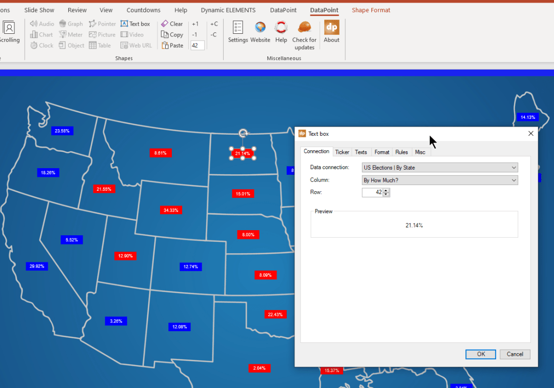 us elections map data