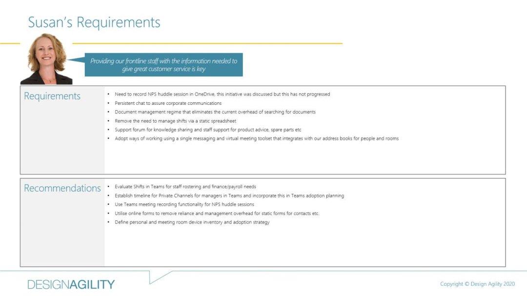 Data-driven staff profiles page 3