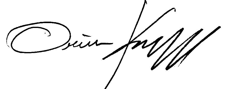 Orin Knopp Signature