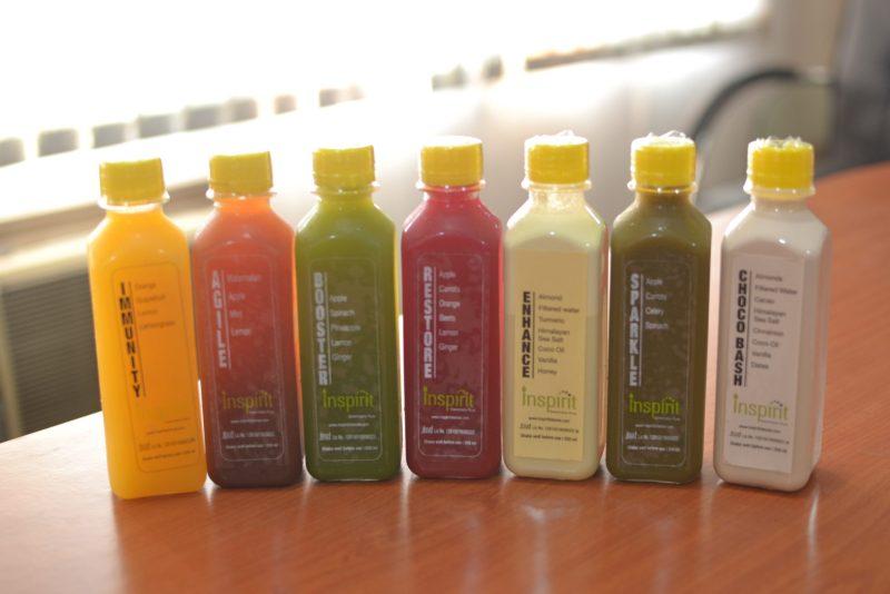 inspirit juice cleanse diet