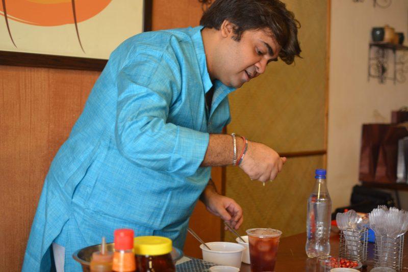rahul arora bon appetit