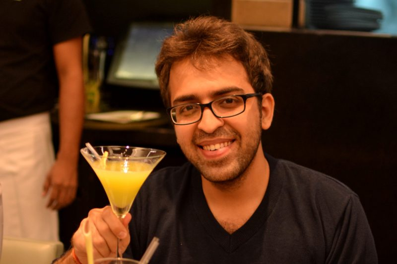 rohit arora of swiggy