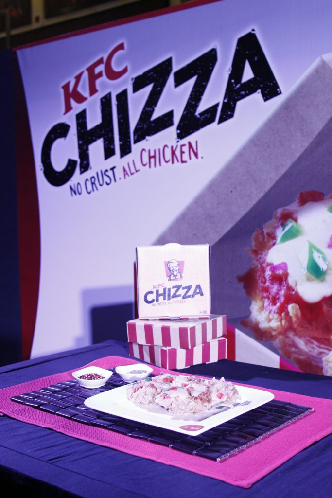 The KFC Chizza